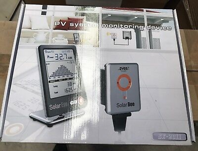 Eversolar Eye Monitoring System Solar Pv X8 Bulk Lot