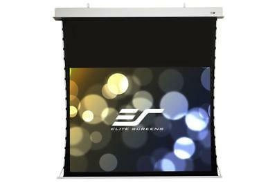 NEW Elite Screen ITE126XW2-E8 Evanesce Tab-Tension Series Projector Screen