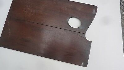 Artists antique folding palette by G. Reeves & Co London