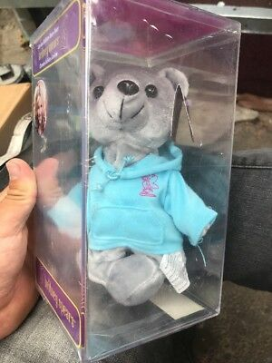 2000 Brittney Spears Limited Edition Bean Bear