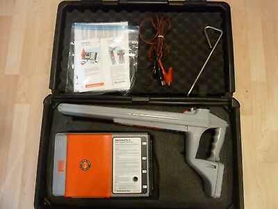 Radiodetection Rd4000 PXL2/PDL2 Cable , Pipe Locator & RD433HCTx-2 Transmitter
