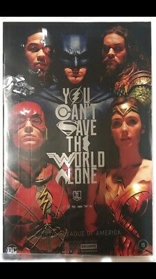 NYCC 2017: Justice League of America #15 JLA Movie Photo Foil Convention variant