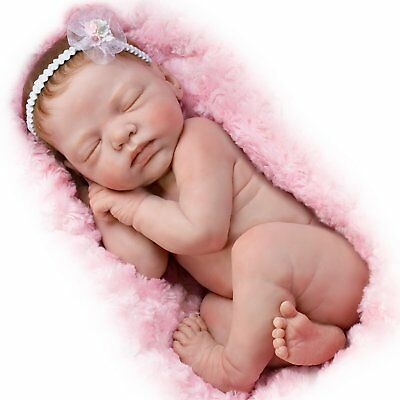 Ashton Drake baby girl doll Bundle of Love by Marita Winters