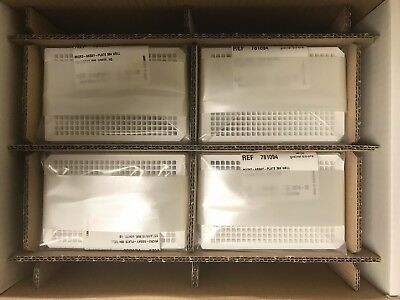 Greiner Bio-One, 384-Well Clear Bottom White Polystyrene Microplates, Case of 40
