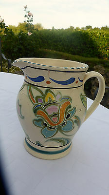 Collard Honiton Art Pottery Squat Jug  ~ Pattern 27 ~ c.1920/30's  ~