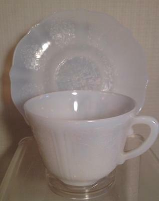 American sweetheart Monax Cup and saucer