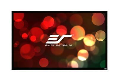 NEW Elite Screen R150WH1-A1080P3 ezFrame AcousticPro1080P3 Projector Screen