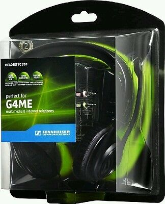 Cuffie Sennheiser PC 310 Headset gaming game
