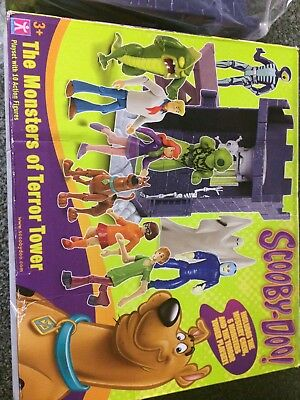 Scooby Doo Terror Tower - New & Boxed RRP £20