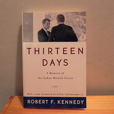 robert f kennedy thirteen days