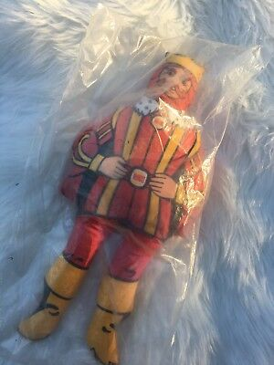 Vintage Burger King Stuffed Promotional Toy New In Bag