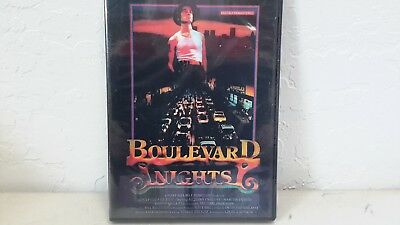 BOULEVARD NIGHTS DVD    BRAND NEW FACTORY WRAPPED      (122d)