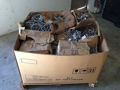 Pallet Of Assorted Hooks And Hoops
