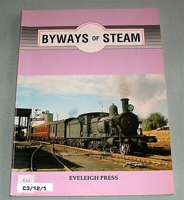 Byways of Steam, (No 1), NSW, SC book,