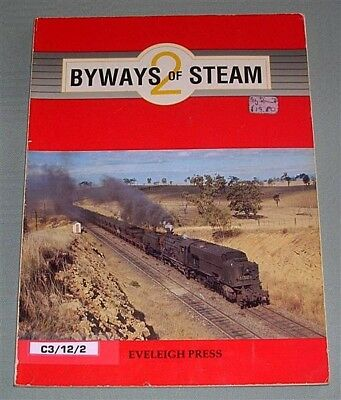 Byways of Steam, No 2, NSW, SC book,
