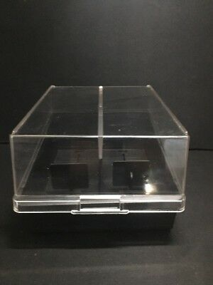 Sports Cards Trading Organizer Storage Box STACKABLE