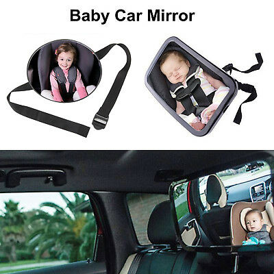 Baby Car Mirror for Back Seat Child Infant Rear Facing Mirror for Car Rear View
