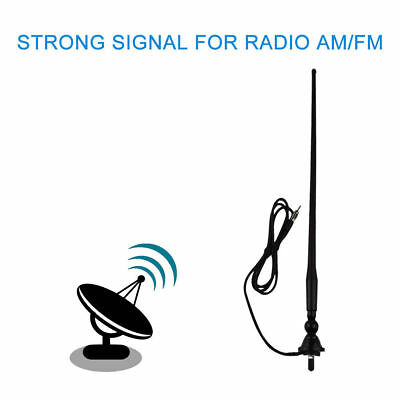 Boat Radio Antenna Marine Gauge Style MP3/AM/FM Waterproof Boat Stereo UTV Car
