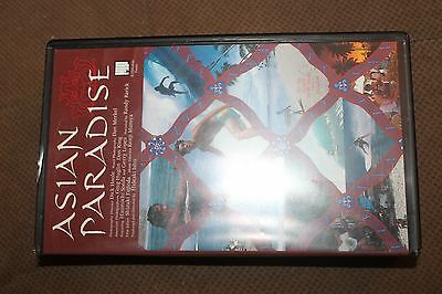 ASIAN PARADISE Vintage Surfing VHS Tape Film Movie