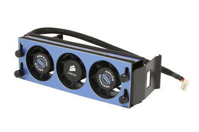 Corsair CMXAF1 Dominator Memory Airflow Fan Cooler For Dual Channel Configs NEW