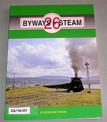 Byways of Steam, No 26, NSW, SC book,