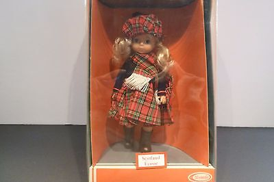 Vintage Uneeda Friends from Other Lands Scotland doll for Canada