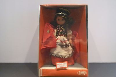 Vintage Uneeda Friends from Other Lands Switzerland doll for Canada