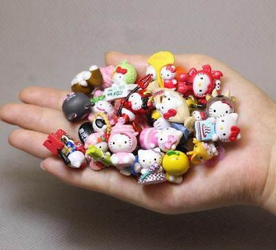 20pc Random mini doesn't repeat Hello kitty Anime action figure collection toys