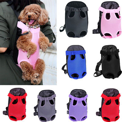 Pet Carrier Dog Sling Backpack Cat Puppy Comfort Travel Tote Shoulder Bag