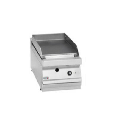 F.E.D Fagor 700 series natural gas mild steel 1 zone fry top FTG7-05L