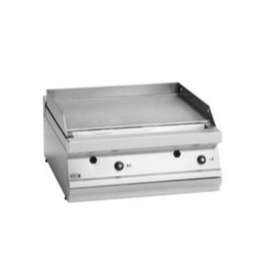 F.E.D Fagor 700 series natural gas mild steel 2 zone fry top FTG7-10L