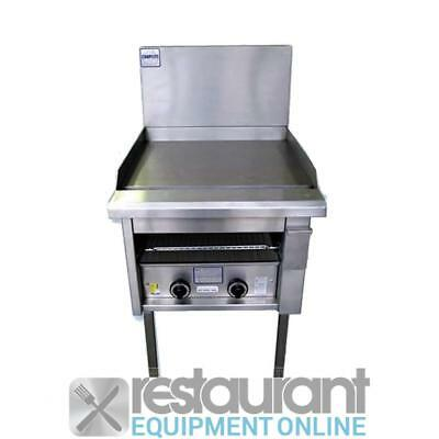 F.E.D Gas Griddle & Toaster - PGTM-48