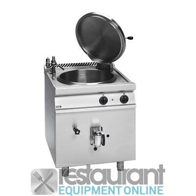 F.E.D Fagor Gas indirect heating boiling pan 80L Well - MG7-10BM