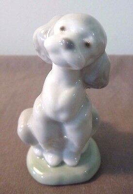 """Lladro Puppy  7685 """"A Friend for Life"""""""