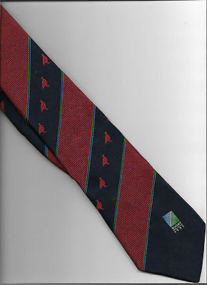 IRB RUGBY UNION WORLD CUP 1991 Official Tie (by Maddocks & Dick)