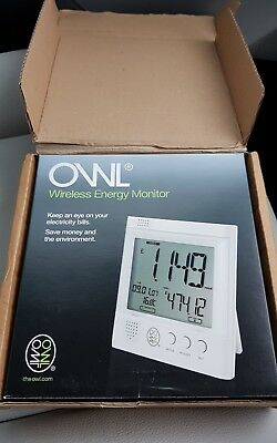 owl energy monitor cm130 instructions
