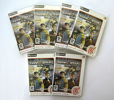 6 x Dark Star One PC Games Wholesale Lot ***New & Sealed - Clearance Stock****