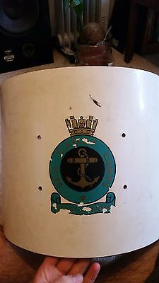 """Vintage 1960s Premier Olympic 14"""" Marching Snare/ Side Drum Shell (60s, classic)"""