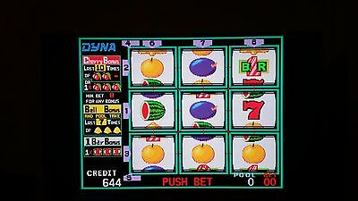cherry master PC game Slot game Works on Windows Classic version 8 lines
