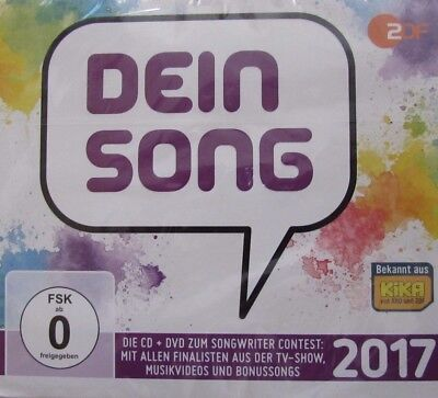 Dein Song 2017 (CD + DVD) (2017)