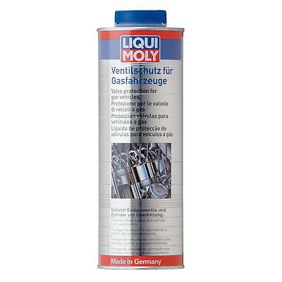 11x1L GENUINE Liqui Moly 4012 Valve Protection for Gas-Powered Vehicles Additive