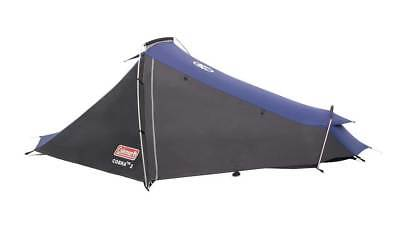 Coleman Cobra 2, Two Person Man Backpacking Tent Lightweight and Compact, New