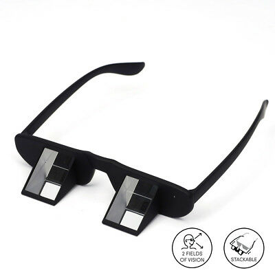 Belay Glasses Prism Spectacles Refractive Goggles for Reading Climbing