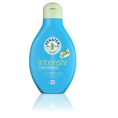 Penaten Baby Intensive Cream Bath with olive leaf extract. 400ml