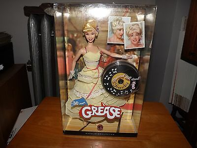 Barbie Frenchy Pink Label Collector Doll From Grease, Nip, 2008