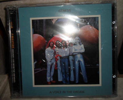 Genesis VOICE IN THE DREAM 2 CD Highland.HL 332/333 1974 New York livend