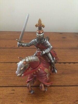 Schleich Horse And Knight Toy Figure