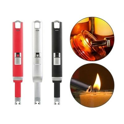 Rechargeable Lighter Plasma Windproof USB Electric Flameless Cigarette Lighter