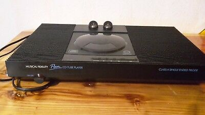 Musical Fidelity CD Player High End