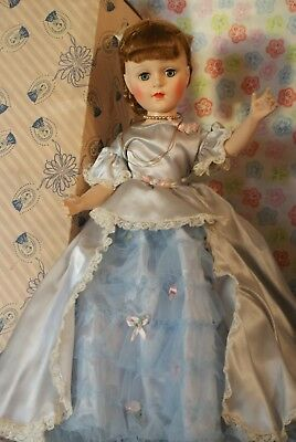 "STUNNING!! 21"" Vintage Sweet Sue Walker Doll UNPLAYED WITH All Original In Box"